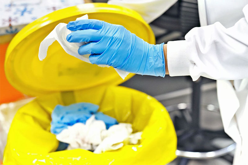 Договор на утилизацию медицинских отходов
