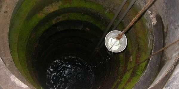 Проверка колодезной воды