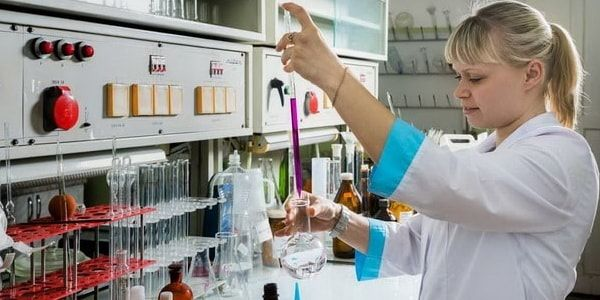 Проверка химического состава и бактериологических показателей