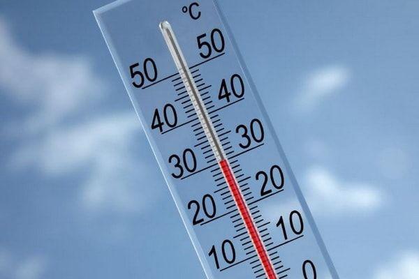 Высокие и низкие температуры