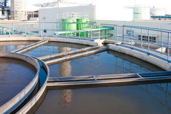 Резервуар с питьевой водой