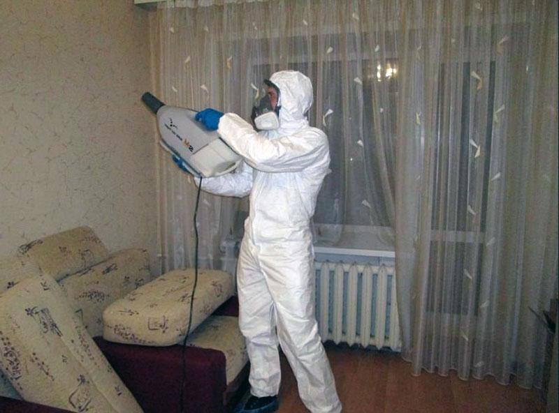 Уничтожение клопов в Жуковском