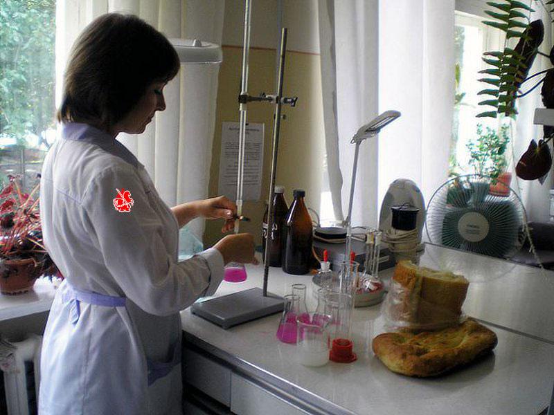 Анализ готовой продукции