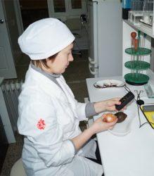 Анализ качества сырья и готовой продукции