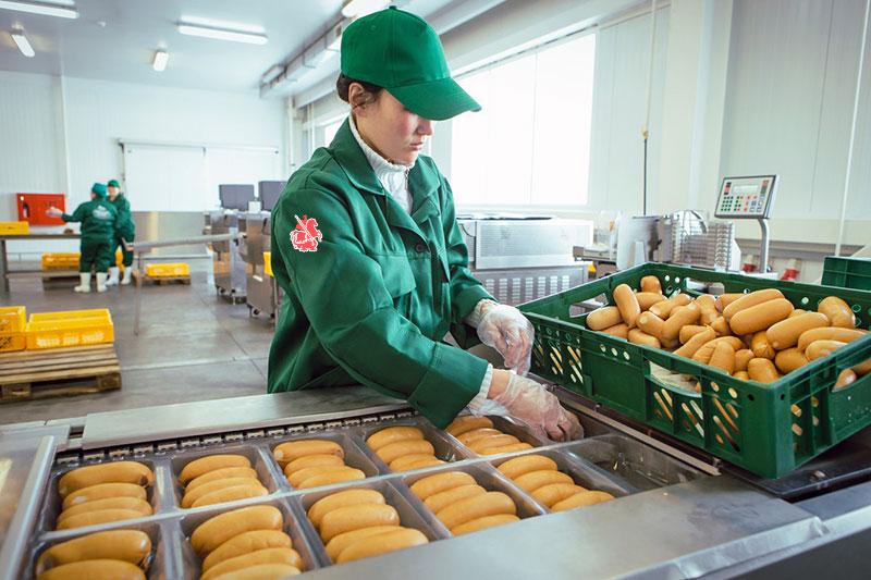 Анализ запасов готовой продукции