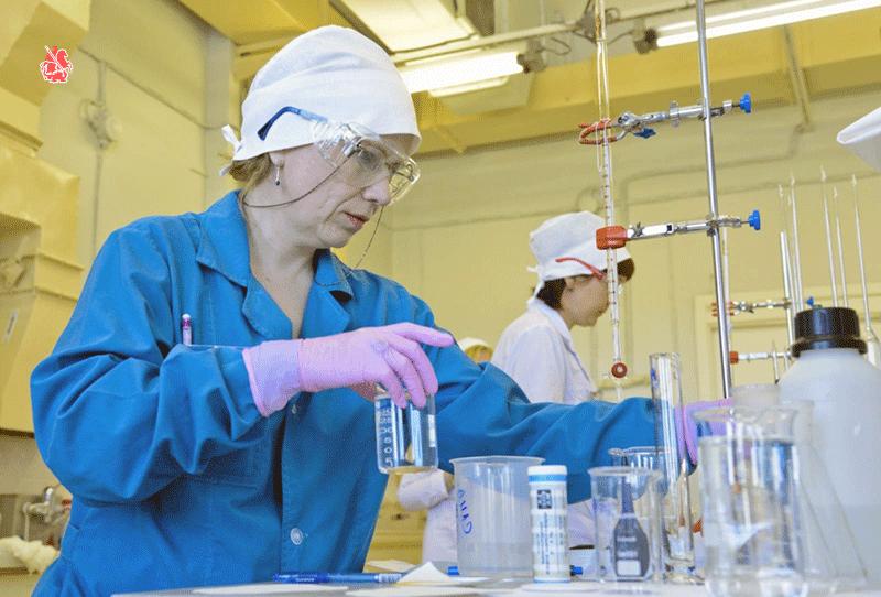 Проведение анализа качества готовой продукции