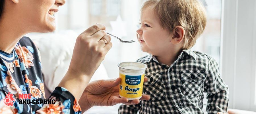 Дезинфекция молочной кухни