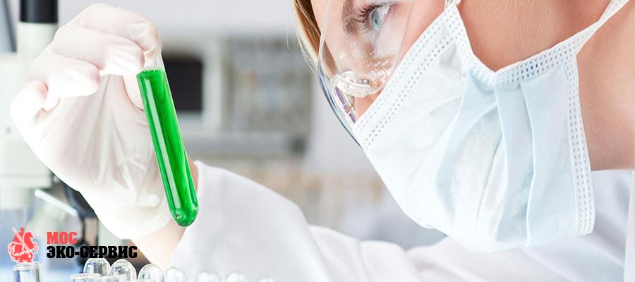 Контроль дезинфекции и стерилизации