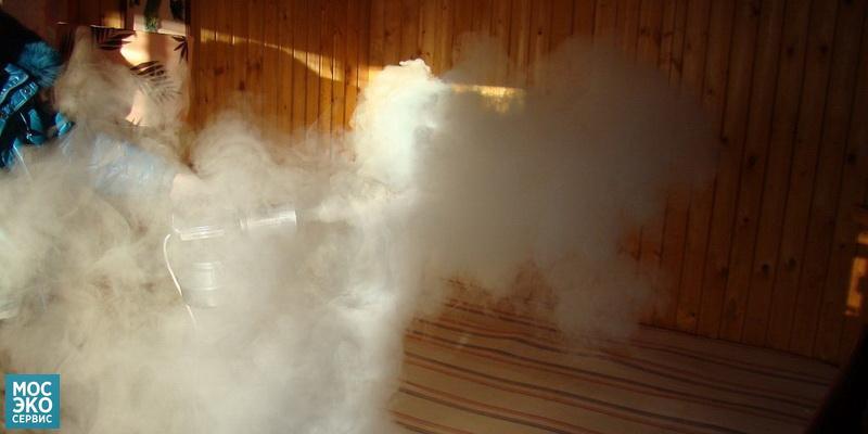 дезодорация удаление запахов