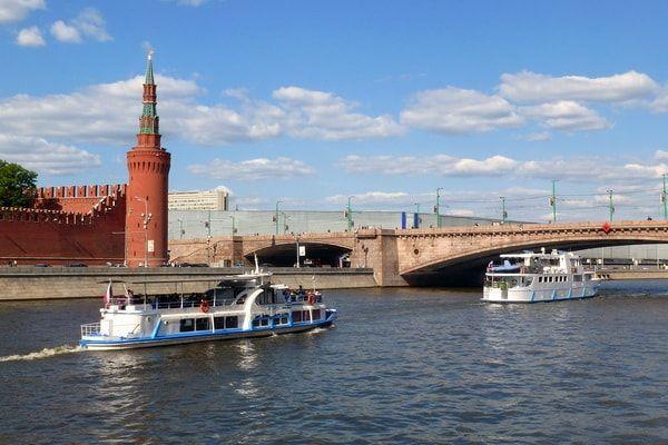 Водный транспорт Москвы