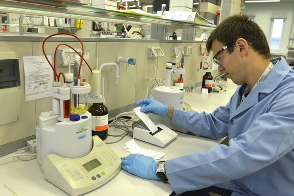 Лабораторный анализ антифриза
