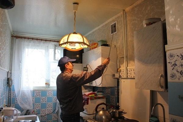чистка вентиляции дома